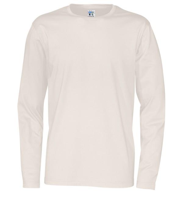 T-shirt LÄ Cottover Herr Färgad