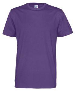 T-shirt Cottover Herr Färgad