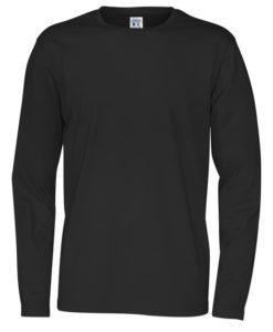 T-shirt LÄ Cottover Herr V-S