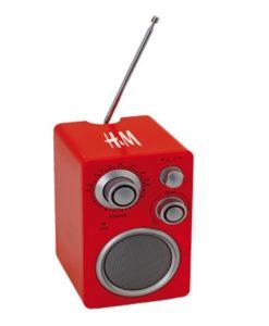Högtalare radio Sunizona