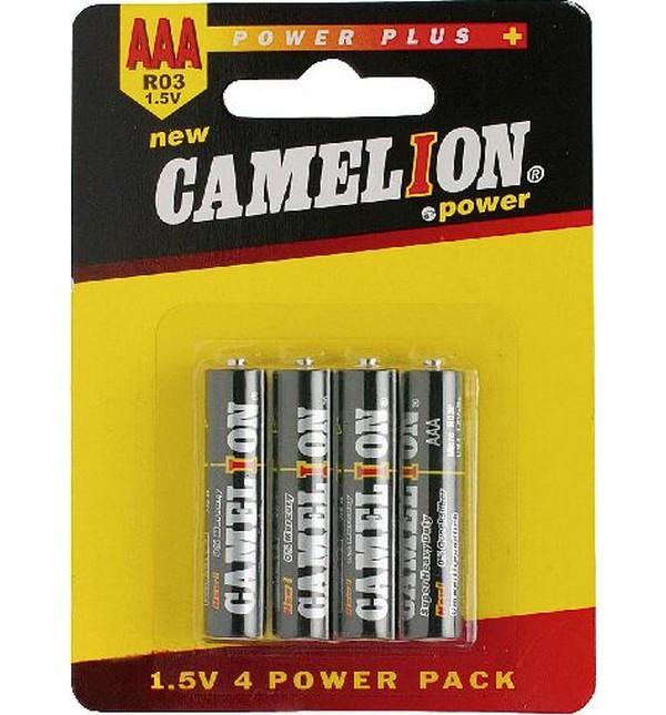 Batterier AAA-R03