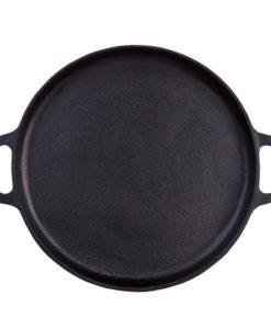 Pizza Pan Gjutjärn