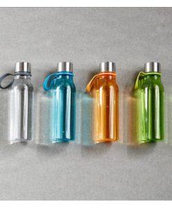 Vattenflaska Lean Transparent