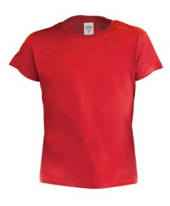 T-shirt Basic Färgad Barn